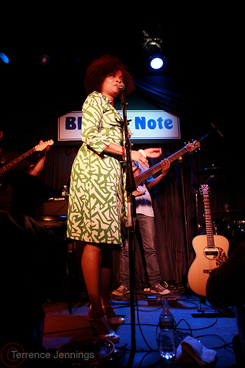 Stephanie Mckay at The Stephanie McKay performance, produced by Jill Newman Productions held at The Blue Note on March 24, 2008