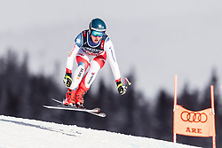 11.02.2019, Aare, SWE, FIS Weltmeisterschaften Ski Alpin, alpine Kombination, Herren, Abfahrt, im Bild Niels Hintermann (SUI) // Niels Hintermann of Switzerland in action during the Downhill competition of the men's alpine combination for the FIS Ski World Championships 2019. Aare, Sweden on 2019/02/11. EXPA Pictures © 2019, PhotoCredit: EXPA/ Johann Groder