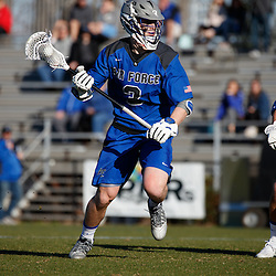 2017-02-05 Air Force at Duke Blue Devils lacrosse