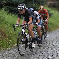 21-07-2016: Wielrennen: Thueringen Rundfahrt vrouwen: Gera <br />GERA (DLD) wielrennen  <br />Amy Pieters liet zich met regelmaat van voren zien in een onrustige etappe