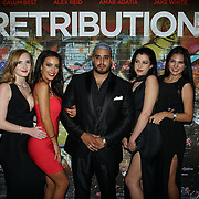 London,England,UK. 5th September 2017.Amar Adatia and guests attend the Retribution Film Premiere at Empire Haymarket.