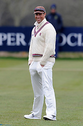 Somerset's Marcus Trescothick - Photo mandatory by-line: Harry Trump/JMP - Mobile: 07966 386802 - 23/03/15 - SPORT - CRICKET - Pre Season Fixture - Day 1 - Somerset v Glamorgan - Taunton Vale Cricket Club, Somerset, England.