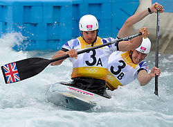 Canoe Double (C2) Men<br />