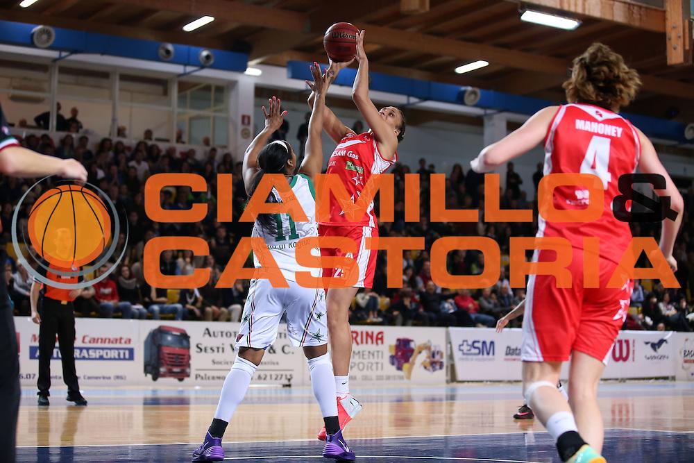 DESCRIZIONE : Ragusa Lega A1 Femminile 2013-14 Final Four Coppa Italia Semifinale Passalacqua Ragusa Gesam Gas Lucca<br /> GIOCATORE : Naomi Halman<br /> SQUADRA : Gesam Gas Lucca<br /> EVENTO : Final Four Coppa Italia Lega A1 Femminile 2013-2014 <br /> GARA : Passalacqua Ragusa Gesam Gas Lucca<br /> DATA : 15/02/2014<br /> CATEGORIA : <br /> SPORT : Pallacanestro <br /> AUTORE : Agenzia Ciamillo-Castoria/ElioCastoria<br /> Galleria : Lega Basket Femminile 2013-2014 <br /> Fotonotizia : Ragusa Lega A1 Femminile 2013-14 Final Four Coppa Italia Semifinale Passalacqua Ragusa Gesam Gas Lucca<br /> Predefinita :
