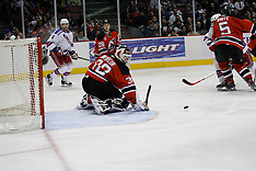 February 20, 2008: New York Rangers at New Jersey Devils