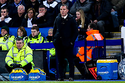 Brendan Rodgers manager of Leicester City - Mandatory by-line: Robbie Stephenson/JMP - 12/04/2019 - FOOTBALL - King Power Stadium - Leicester, England - Leicester City v Newcastle United - Premier League