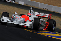 Ryan Briscoe, Indy Grand Prix of Sonoma, Infineon Raceway, Sonoma, CA  USA  8/23/08
