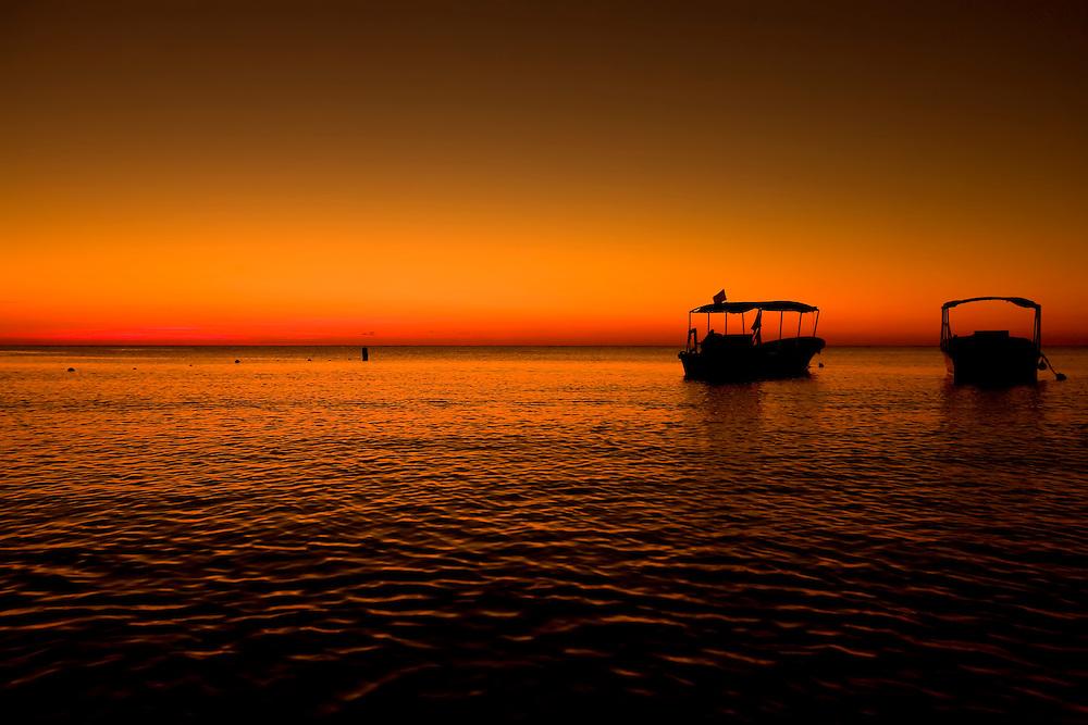 Roatan, Honduras. Copyright 2010 Reid McNally.