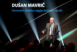 Dusan Mavric, CEO of Volvo Trucks for Adriatic North Region at Opening of the new Volvo Trucks and Buses centre, on January 26, 2018 in Zadobrova, Ljubljana, Slovenia. Photo by Vid Ponikvar / Sportida