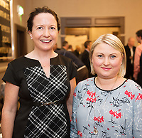 Repro  Free:   Sarah Jane Hannon and Kim Walsh from Schneider Electric at  ITAG Members Update evening in Hotel Meyrick where some of the nominees pitched their projects.   <br /> The ITAG Excellence Awards will take place on  November 17th Hotel Meyrick, Eyre Square, Galway.<br /> Winners in the following categories will be announced: <br />     New Talent of the Year Award<br />     Digital Woman Awards<br />     Emerging Technology Start Up Award<br />     Leadership Award<br />     Technology Innovation of the Year Award<br />     Digital Project Award<br />     ITAG Digital Enterprise Award &lt; 50 Employees<br />     ITAG Digital Enterprise Award &gt; 50 Employees.<br />  <br />  Photo:Andrew Downes, xposure.