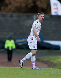 Ross County's Craig Curran with a bloody nose. St Johnstone 2 v 4 Ross County. SPFL Ladbrokes Premiership game played 19/11/2016 at St Johnstone's home ground, McDiarmid Park.