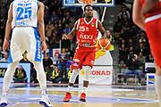Moore Ronald<br /> Banco di Sardegna Dinamo Sassari - The Flexx Pistoia<br /> LegaBasket Serie A LBA Poste Mobile 2017/2018<br /> Sassari 16/12/2017<br /> Foto Ciamillo-Castoria