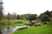Grounds at Blarney Castle, Country Cork, Ireland