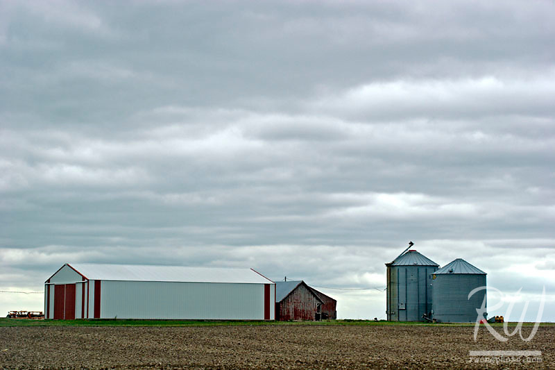 Barns and Silos, Iowa