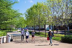 Spring Campus Life