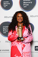 NAO attends the media room during 2019 Hyundai Mercury Prize, Eventim Apollo, London, UK, Saturday 06 July 2019<br /> Photo JM Enternational