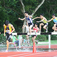 A Division Boys 3000m Steeplechase