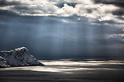 A great view from Rundefjellet, Norway. Captured just before 7pm a day in April, after a amazing day with birdphotography | En fantastisk utsikt fra Rundefjellet, Norge. Bildet er tatt like før kl 7 om kvelden en dag i april, etter en fantastisk dag i Lundeura for å ta bilder av lundefugl.