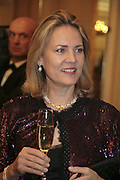 Mrs. Arnaud Bamberger, Cartier Racing Awards , Four Seasons Hotel, Hamilton Place, London, W1, 15 November 2006. ONE TIME USE ONLY - DO NOT ARCHIVE  © Copyright Photograph by Dafydd Jones 66 Stockwell Park Rd. London SW9 0DA Tel 020 7733 0108 www.dafjones.com