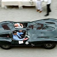 1954 Jaguar D-Type Prototype, Concorso d'Eleganza Villa d'Este Italy 2010