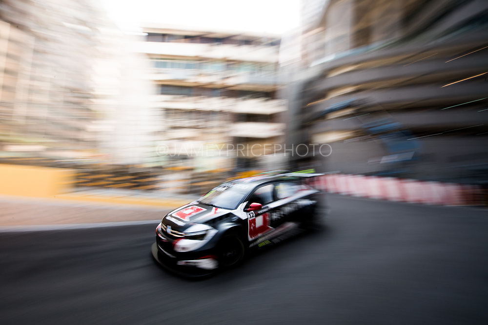 Robert HUFF, All-Inkl.com Munnich Motorsport, Citroën C-Elysée WTCC<br /> 64th Macau Grand Prix. 15-19.11.2017.<br /> Suncity Group Macau Guia Race - FIA WTCC<br /> Macau Copyright Free Image for editorial use only
