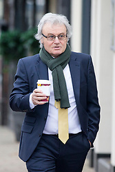 © Licensed to London News Pictures. 22/11/2017. Wakefield, UK. Don Maguire (husband of Ann Maguire) at Wakefield Coroners Court today for the Ann Maguire inquest. Mrs Maguire, a 61 year old Spanish teacher, was stabbed to death by Will Cornick at Corpus Christi Catholic College in Leeds in April 2014. The school pupil, who was 15 at the time, admitted murdering Mrs Maguire and was given a life sentence later that year. Since then, some of Mrs Maguire's family have campaigned for further investigation into her death as they believe more could have been done to prevent the tragedy. Photo credit: Andrew McCaren/LNP