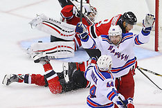 October 21, 2014: New York Rangers at New Jersey Devils