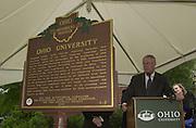 15903          Unveiling of Bicentennial Marker near Alumni Gate