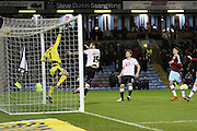 Derby County midfielder Bradley Johnson during the Sky Bet Championship match between Burnley and Derby County at Turf Moor, Burnley, England on 25 January 2016. Photo by Pete Burns.
