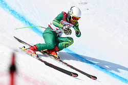 GOURLEY Mitchell LW6/8-2 AUS competing in the Para Alpine Skiing Downhill at the PyeongChang2018 Winter Paralympic Games, South Korea