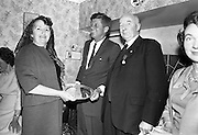 Kennedy in Ireland.  President Kennedy visits the homestead of his great-grandfather at Dunganstown, Co. Wexford and drinks a cup of tea with the present owner of the cottage, a second cousin of the President, Mrs. Mary Ryan (neé Kennedy)..26.06.1963.<br /> address for jfk,<br /> address jfk,<br /> address of jfk,<br /> jfk address,<br /> pictures of kennedy,<br /> the death of jfk,<br /> death jfk,
