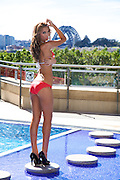 Ralph Australian Swimwear Model Of The Year Finalists, Star City Casino, Sydney..Paul Lovelace Photography.Chontel Hau.[Total 47 Images].[Non Exclusive] An instant sale option is available where a price can be agreed on image useage size. Please contact me if this option is preferred.