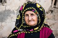 Munzur Valley, Turkey  -  July 17, 2014 - A resident of Kedek village, in Turkey's Munzur Valley. CREDIT: Michael Benanav for The New York Times
