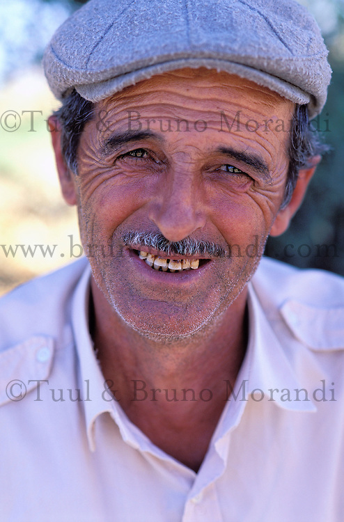 Portrait of a man - Turkey