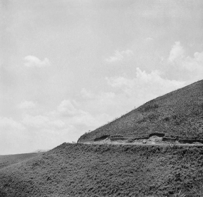 Road, Lubero, Belgian Congo (now Democratic Republic of the Congo), Africa, 1937