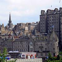 Europe, Great Britain, United Kingdom, Scotland, Edinburgh.