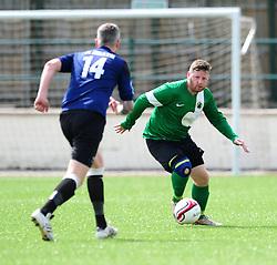 Dan Clark of SWYD United - Mandatory by-line: Dougie Allward/JMP - 08/05/2016 - FOOTBALL - Keynsham FC - Bristol, England - BAWA Sports v SWYD United - Presidents cup final