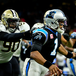 10-16-2016 Carolina Panthers at New Orleans Saints