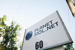 Planet Siol.net during Stage 1of  cycling race 20th Tour de Slovenie 2013 - Time Trial 8,8 km in Ljubljana,  on June 12, 2013 in Slovenia. (Photo By Vid Ponikvar / Sportida)