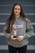 Eastern Mavericks u16 Girls div 1 MVP Tia Quintrell