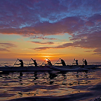 Outrigger Canoe Hawaii