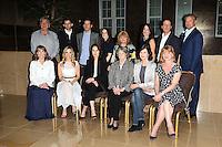 Downton Abbey Cast, Downton Abbey - Final Season press launch photocall, The May Fair Hotel, London UK, 13 August 2015, Photo by Richard Goldschmidt