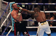 Dillian Whyte v Robert Helenius 281017