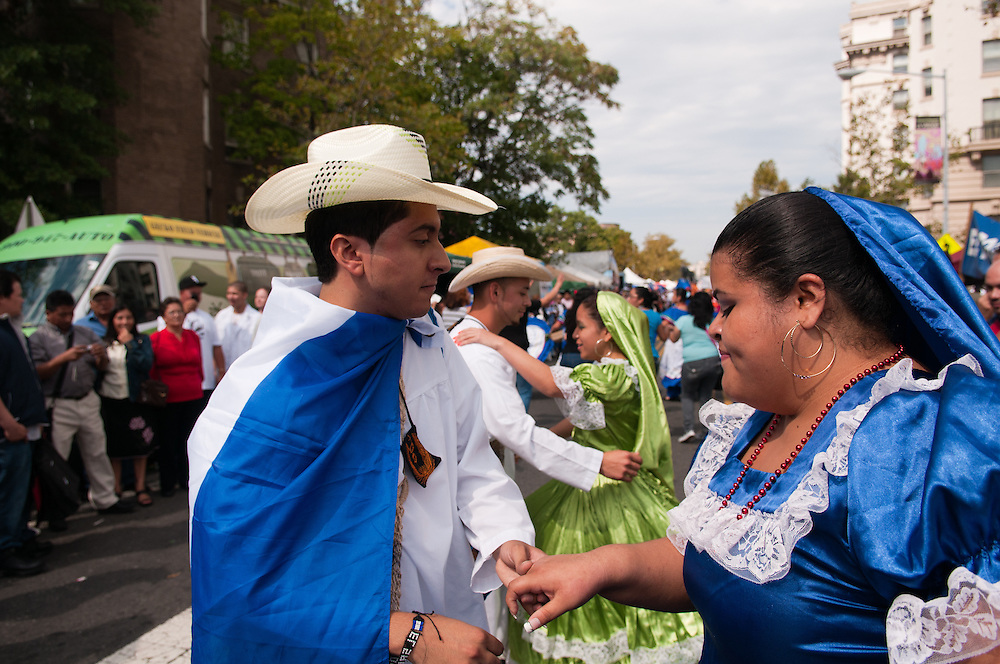 The Latino Festival in Washington DC, also known as Fiesta DC, is an annual celebration highlighting the Latino culture in the city. Fiesta DC was first held in 1971 and honors the Hispanic History Month. The festival is held in the Mt. Pleasant neighborhood.