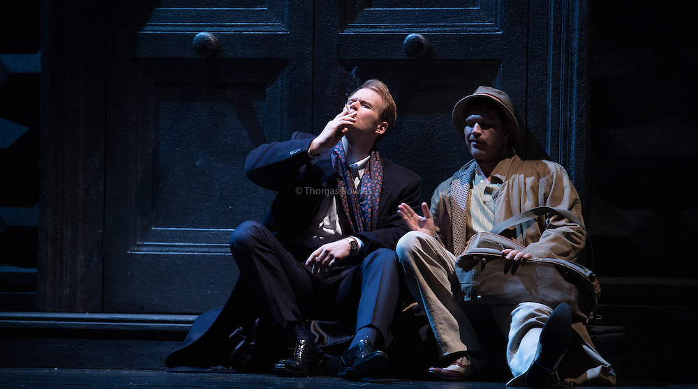 Glyndebourne Touring Opera present Don Giovanni by Wolfgang Amadeus Mozart<br /> <br /> <br /> Don Giovanni - Duncan Rock<br /> Leporello  - Brandon Cedel<br /> <br /> <br /> Conductor Pablo Gonz&aacute;lez (15, 22, 25, 27, 30 Oct; 4,8, 11, 15, 18, 22, 25 Nov)<br /> Ben Gernon (29 Nov; 2, 6, 9 Dec)<br /> Director Jonathan Kent<br /> Revival Director Lloyd Wood<br /> Designer Paul Brown<br /> Lighting Designer Mark Henderson<br /> <br /> The Glyndebourne Tour Orchestra<br /> The Glyndebourne Chorus<br /> <br /> Don Giovanni Duncan Rock<br /> Donna Anna Ana Maria Labin<br /> Don Ottavio Anthony Gregory<br /> Donna Elvira Magdalena Molendowska<br /> Leporello Brandon Cedel<br /> Il Commendatore Andrii Goniukov<br /> Zerlina Louise Alder<br /> Masetto Božidar Smiljanić