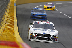 May 26, 2018 - Concord, North Carolina, United States of America - Chase Briscoe (98) brings his car through the turns during the Alsco 300 at Charlotte Motor Speedway in Concord, North Carolina. (Credit Image: © Chris Owens Asp Inc/ASP via ZUMA Wire)