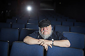 George RR Martin for Northwestern Magazine