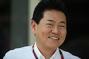 March 27-29, 2015: Malaysian Grand Prix - Yasuhisa Arai, Honda Head of Motorsport