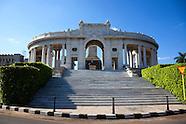 Monumento a Jose Gomez, Havana, Cuba.