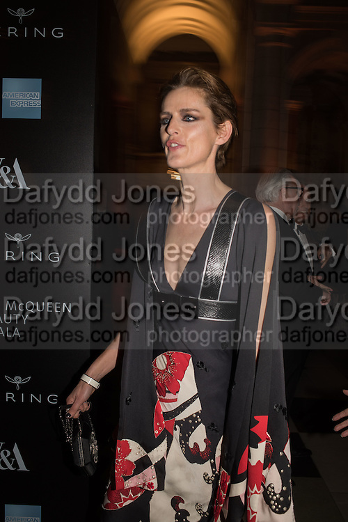 STELLA TENNANT, Alexander McQueen: Savage Beauty Gala, Victoria and Albert Museum, and A. 12th March 2015